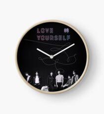 BTS - Liebe dich selbst: Taer - O ver Uhr