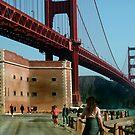Under The Bridge by linaji