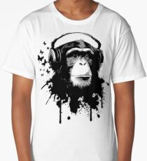 Monkey Business Long T-Shirt