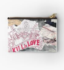kill is love Studio Pouch
