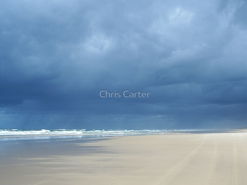 Brooding Clouds by Chris Carter