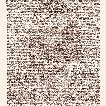 """Jesus In His Own Words"" - The Sermon on the Mount by vertigocreative"