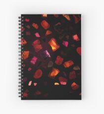 Gemstones #1 Spiral Notebook