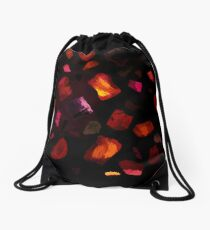 Gemstones #1 Drawstring Bag