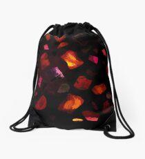 Gemstones #1 Drawstring Bag