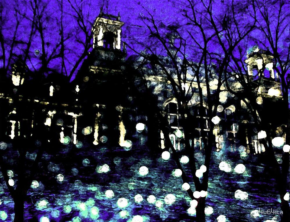 Lights of Night  by 4u64ica