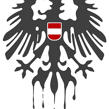 Austria Eagle Design by lemmy666