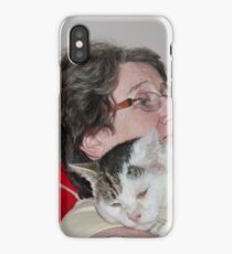 Stray Cuddler iPhone Case