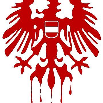 Austrian Eagle Design by lemmy666