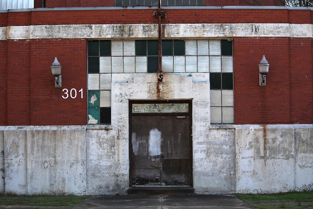 Abandoned Warehouse by ceramicmatt