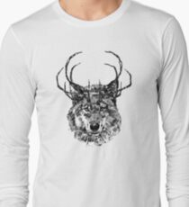 The Wolf King Long Sleeve T-Shirt