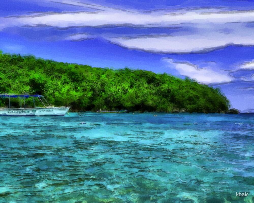 Couples Irie Tropics by kbair