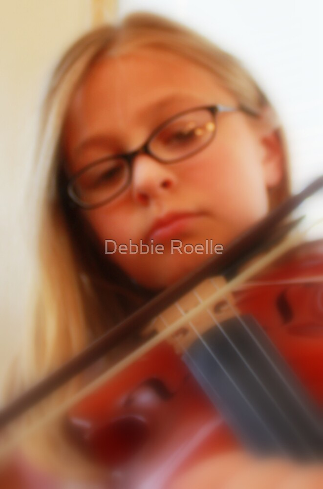 Her Sound Continues II by Debbie Roelle
