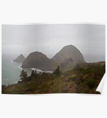 Sisters Rock, Oregon Poster