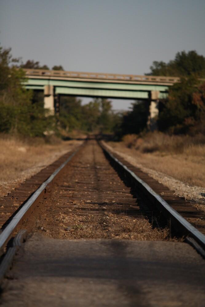 Railroad and Brige by ceramicmatt