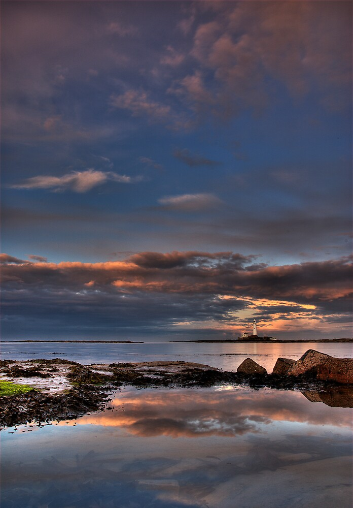 Reflection by james  thow