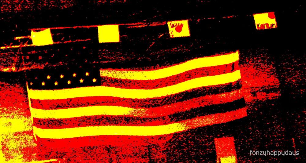America by fonzyhappydays