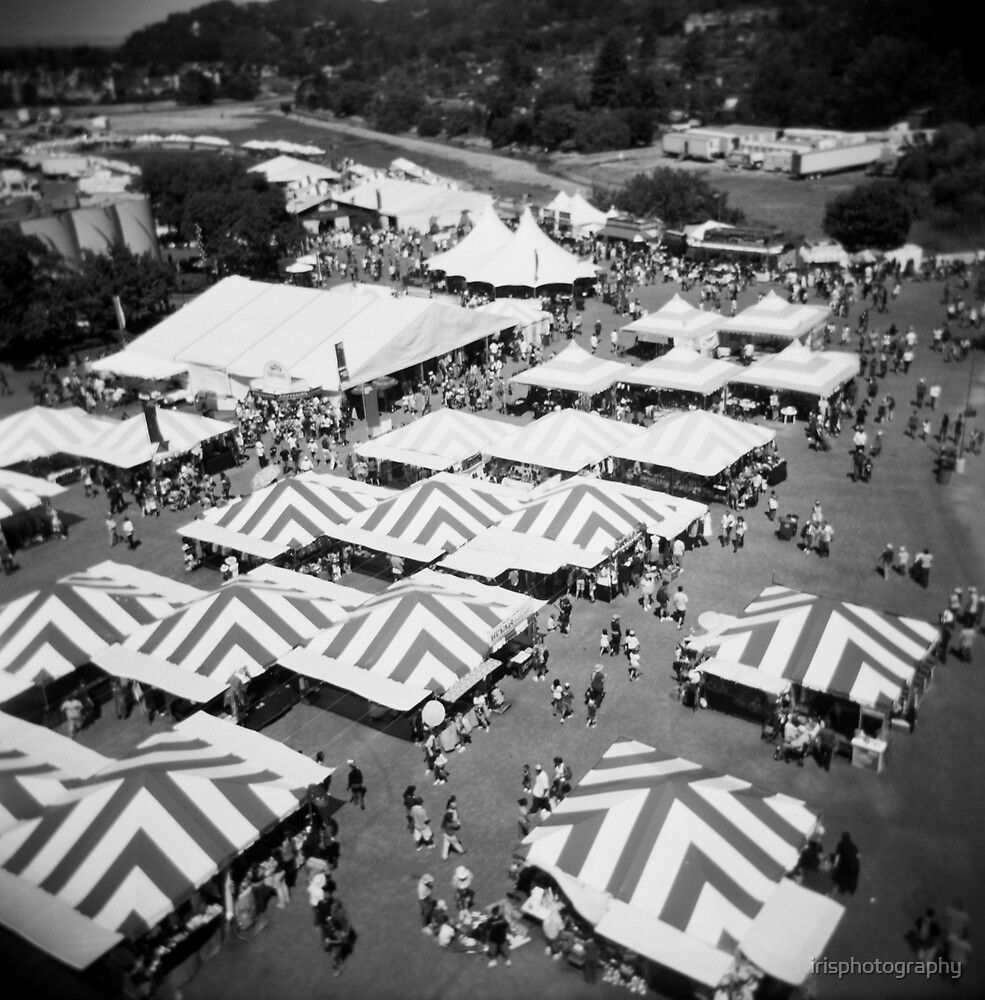 fairgrounds by irisphotography