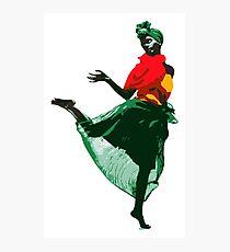 Jamaican Dance Photographic Print