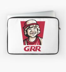 Dustin GRR Parody T-Shirt Laptop Sleeve