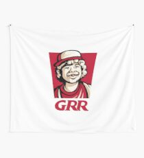 Dustin GRR Parody T-Shirt Wall Tapestry