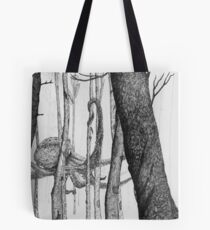 Forest Walker Tote Bag