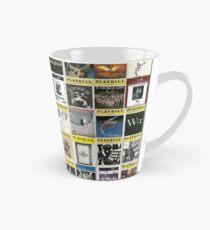 Broadway Playbill Collage Tall Mug