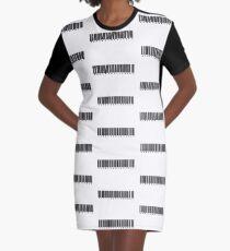 Kameron Graphic T-Shirt Dress