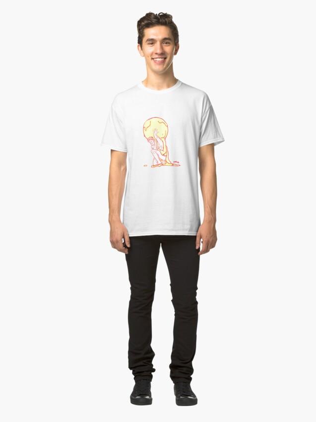 Alternate view of Mr. Gelato Classic T-Shirt