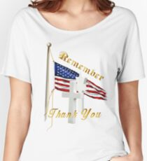 Remember Women's Relaxed Fit T-Shirt