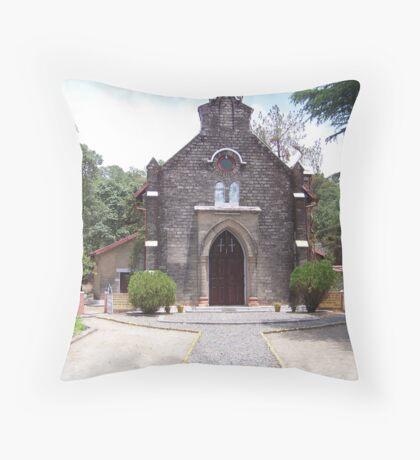 Church Photography 1 - St John's Church! Throw Pillow