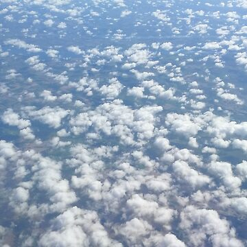 Clouds High in the Sky by GeometricLove