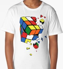 Rubik's Cube Long T-Shirt
