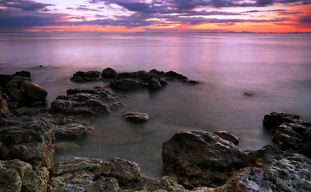 Calm Firth by Blackgull