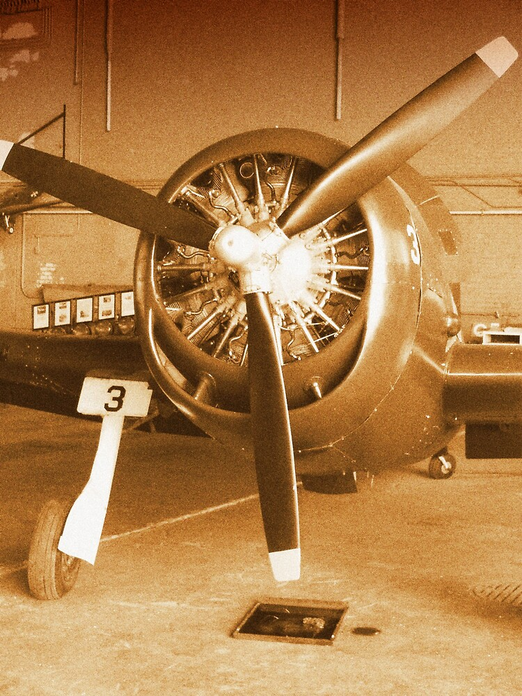 Planes Of Past Props by rtographsbyrolf