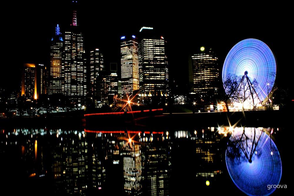 City Lights by groova