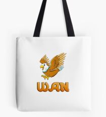 Wan Eagle Sticker Tote Bag