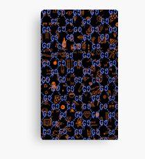 pattern goy colors Canvas Print