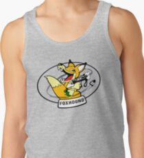 FOXHOUND - METAL GEAR (V2) Tank Top