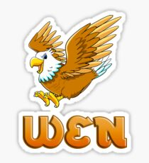 Wen Eagle Sticker Sticker