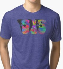PEACE, LOVE, AND THE  515 Tri-blend T-Shirt