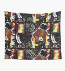 Basquiat Wall Tapestry