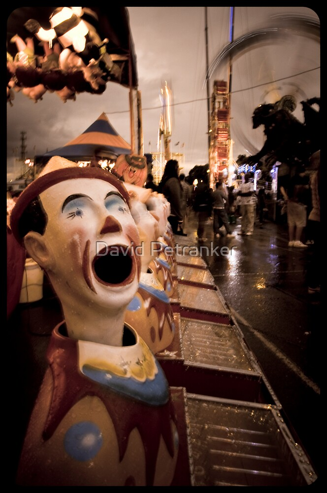 Clowning around by David Petranker