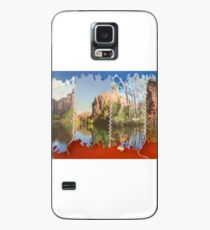 Something in the Nothing - Wet Case/Skin for Samsung Galaxy