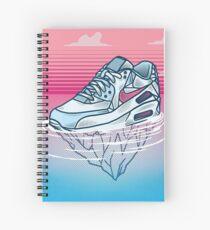 Nike Air Max 90 Spiral Notebook ff4109eec