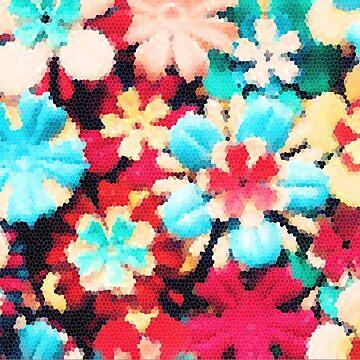 A Colorful Arrangement by steppunni