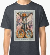 Thoth Tarot  / The Devil by Aleister Crowley / Satan / Lucifer / Baphomet Classic T-Shirt
