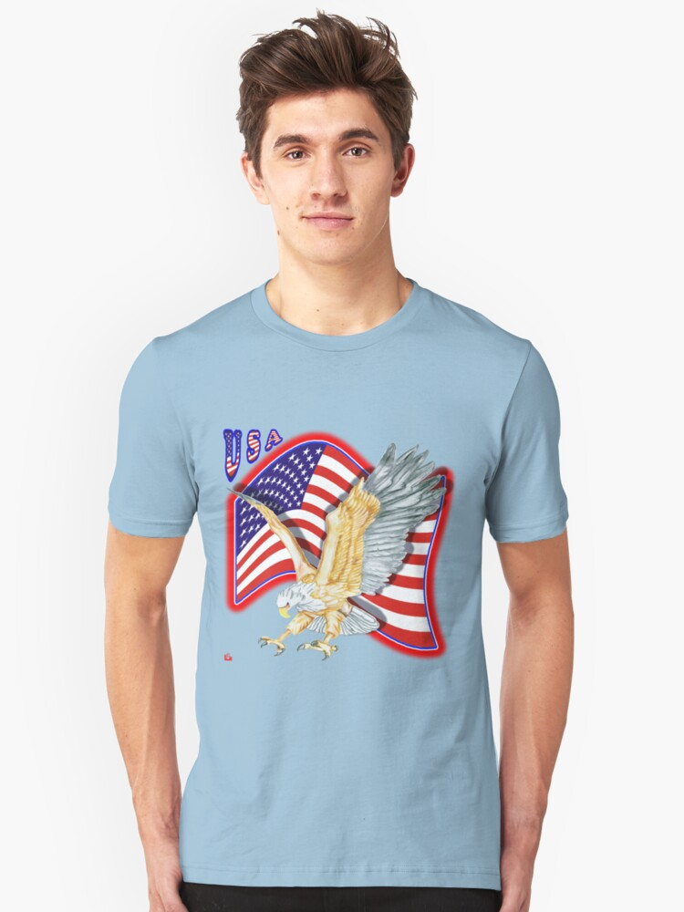 PATRIOTISM / USA by roadie