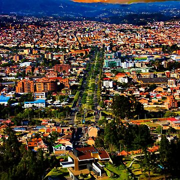 The Majesty That Is Cuenca, Ecuador by alabca