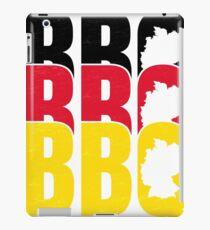 BBQ Germany iPad Case/Skin